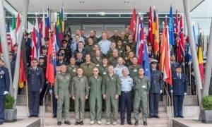 Πολεμική Αεροπορία: Συμμετοχή Αρχηγού ΓΕΑ στο Συμπόσιο Αρχηγών Αεροποριών του ΝΑΤΟ (pics)