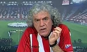 Ολυμπιακός - ΑΠΟΕΛ: Έκαναν τον Τσουκαλά να μιλήσει Κυπριακά (photo)