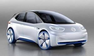 Το ηλεκτρικό VW ID Concept έχει 170 ίππους και αυτονομία έως και 600 χιλιόμετρα