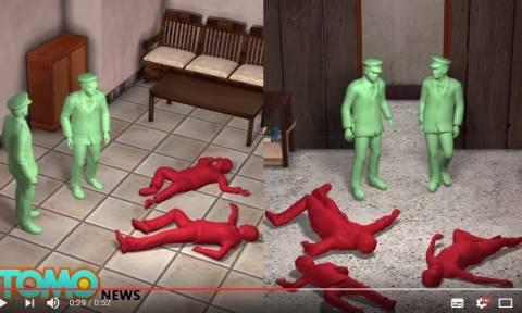 Σοκ: Πρώτα σκότωσε τους γονείς του και μετά 17 γείτονες για να καλύψει το έγκλημα (Vid)