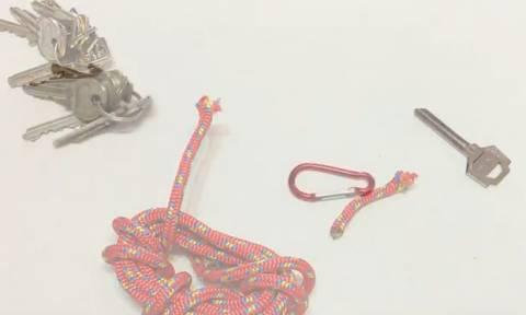 Τέσσερις απίθανες χρήσεις των κλειδιών που απλώς δεν τις φαντάζεστε... (video)