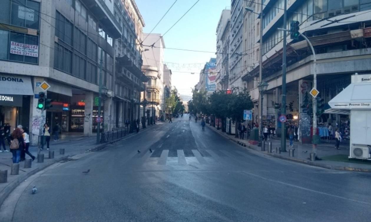 Προσοχή! Ποιοι δρόμοι θα είναι σήμερα κλειστοί στην Αθήνα
