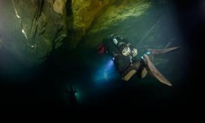 Η απίστευτη ανακάλυψη σε σπήλαιο στην Τσεχία!