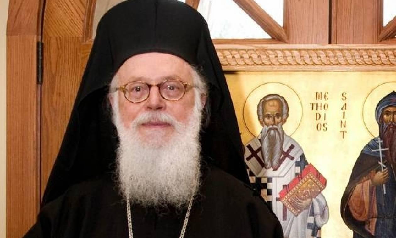 Αρχιεπίσκοπος Αλβανίας Αναστάσιος: Nα μην συμφιλιωθούμε με την παρακμή
