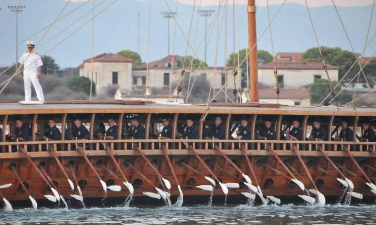 Πολεμικό Ναυτικό: Εορταστικές εκδηλώσεις για την επέτειο της Ναυμαχίας της Σαλαμίνας (pics)