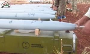 Με βουλγαρικούς πυραύλους ενισχύονται οι αντάρτες στη Συρία