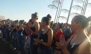Ρεκόρ Γκίνες στη Θεσσαλονίκη από 429 χορεύτριες μπαλέτου (vid&pics)