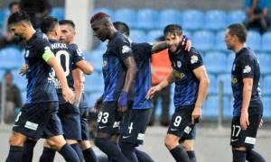 Κέρκυρα-ΠΑΣ Γιάννινα 0-1: Ο Βιδάλ «ξέρανε» τους Φαίακες!