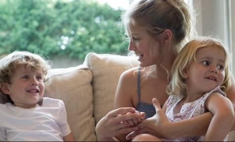 Δέκα tips για την επιλογή μιας baby sitter