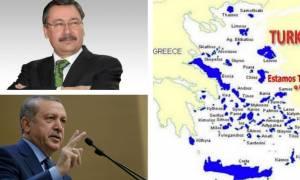 Νέα πρόκληση Άγκυρας - O δήμαρχός της εγείρει αξιώσεις για το... σύνολο των ελληνικών νησιών