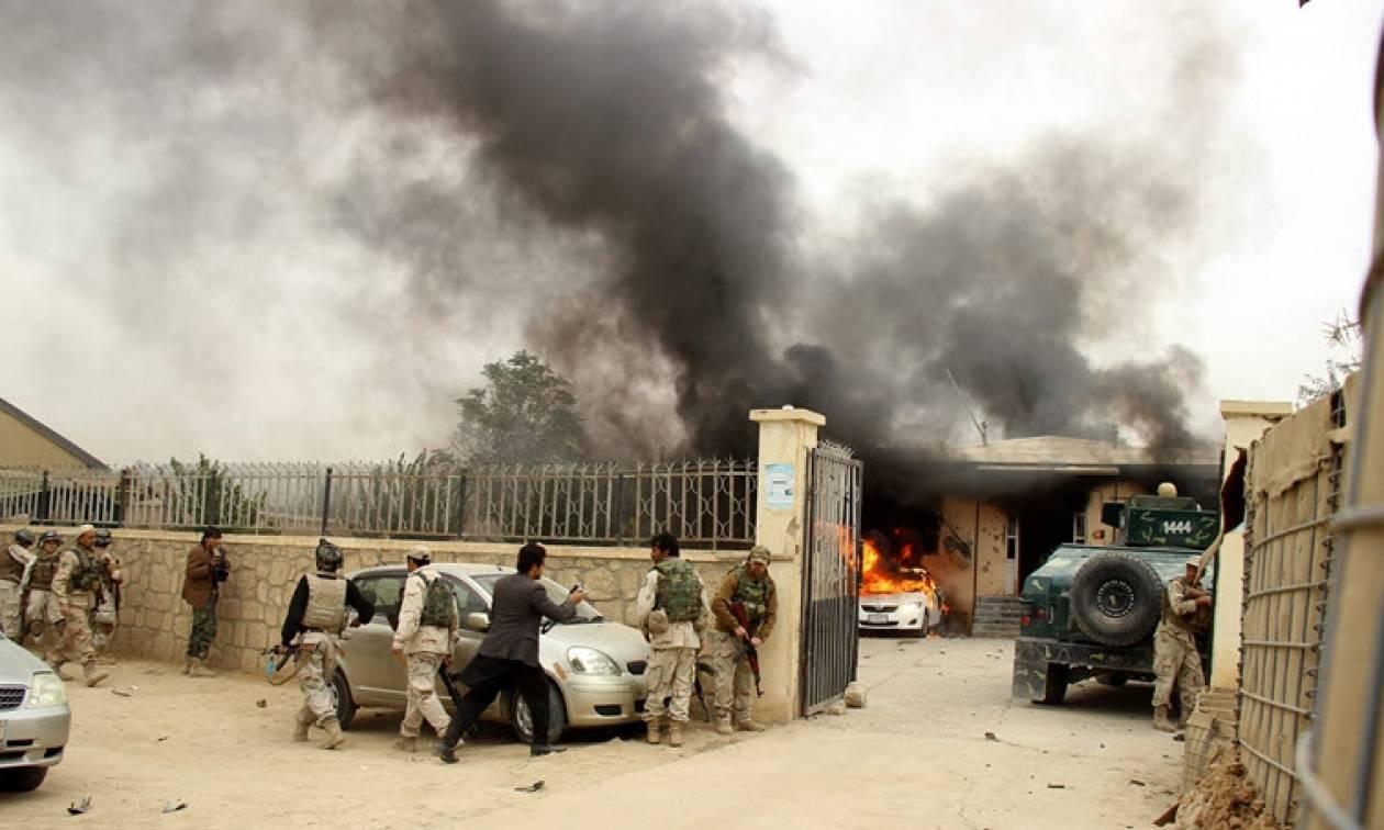 Αφγανιστάν: Επίθεση και έφοδος των Ταλιμπάν στην πόλη Κουντούζ