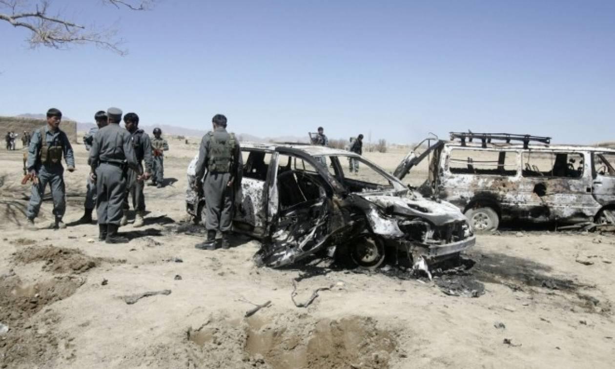 Αιματηρή έκρηξη στην Καμπούλ - Δύο νεκροί