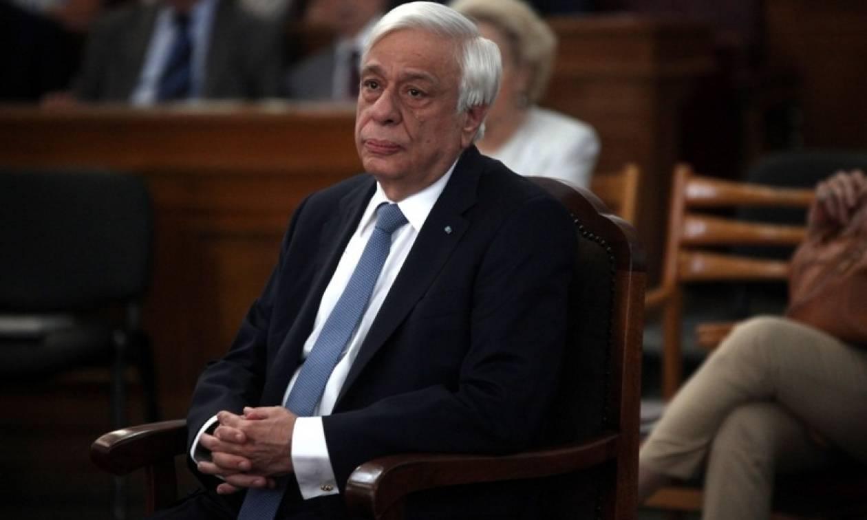 Παυλόπουλος προς Αναστασιάδη: Κοινός στόχος ο τερματισμός της παράνομης τουρκικής κατοχής