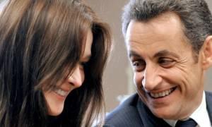 Γαλλία: Σάλος από τις «καυτές» αποκαλύψεις Σαρκοζί για την Μπρούνι