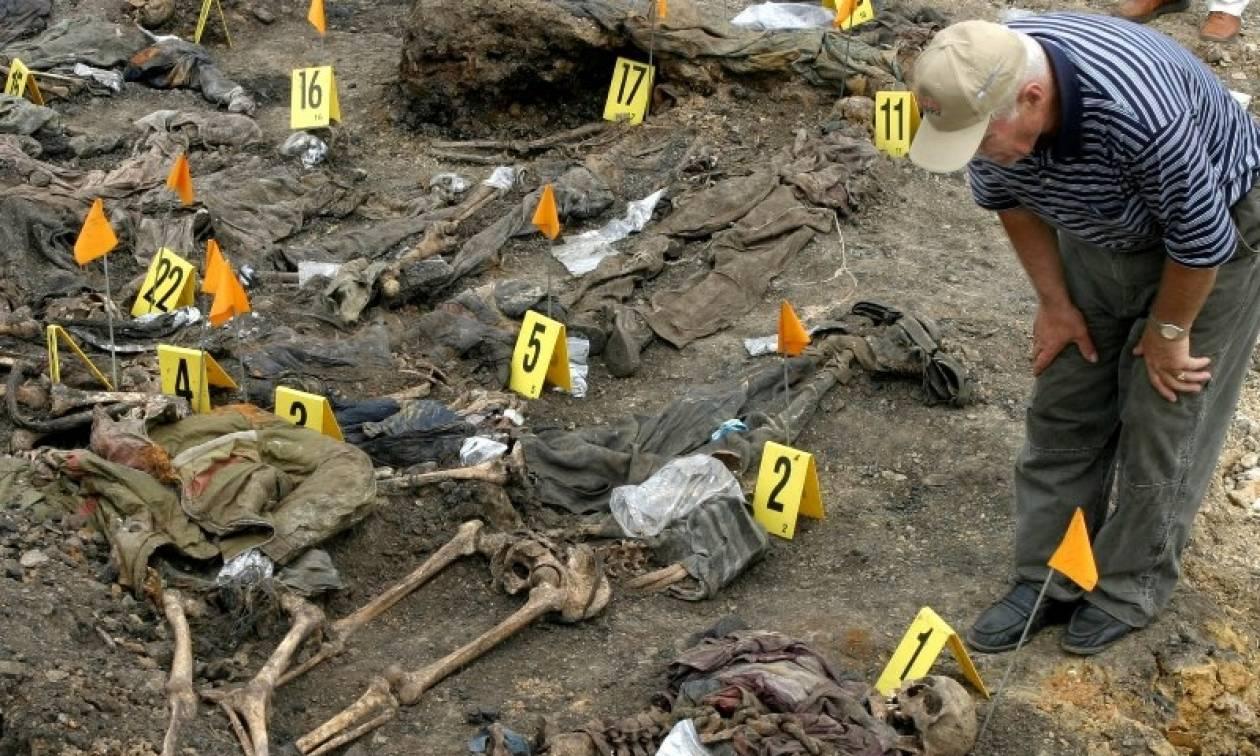 Σλοβενία: Ανακάλυψαν εκατοντάδες πτώματα συνεργατών των Ναζί