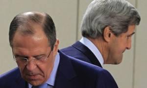 «Ψυχρός πόλεμος» ΗΠA - Ρωσίας και «μπουρλότο» στην απόπειρα για ειρήνη στη Συρία