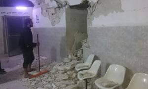 Συρία: Η Ρωσία διαψεύδει ότι βομβαρδίζει νοσοκομεία στις ανταρτοκρατούμενες συνοικίες (vid)