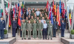 Συμμετοχή Αρχηγού ΓΕΑ στο Συμπόσιο Αρχηγών Αεροποριών του ΝΑΤΟ (pics)