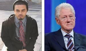 Σκάνδαλο πριν τις εκλογές στις ΗΠΑ: Άνδρας υποστηρίζει πως είναι γιος του Κλίντον (pic+vid)