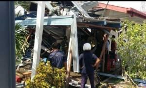 Μαλαισία: Πτώση στρατιωτικού ελικοπτέρου σε σχολείο - Τουλάχιστον 23 τραυματίες
