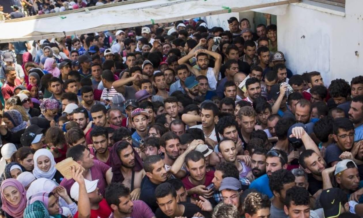 ΚΕΔΕ προς Αλ. Τσίπρα: Εδώ και τώρα σύσκεψη για το προσφυγικό