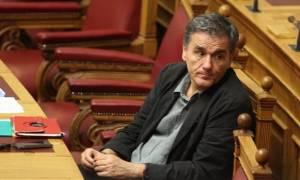 ΥΠΟΙΚ: Δεν υπονόησε έξοδο της Ελλάδας από την Ευρωζώνη ο Τσακαλώτος