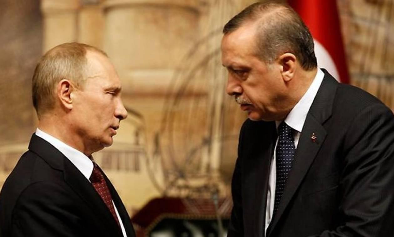 Κρίσιμη συνάντηση Πούτιν - Ερντογάν στις 10 Οκτωβρίου στην Κωνσταντινούπολη