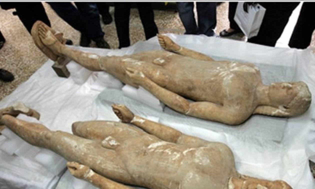 Τεράστιο κύκλωμα αρχαιοκαπηλίας εξάρθρωσε η Αστυνομία