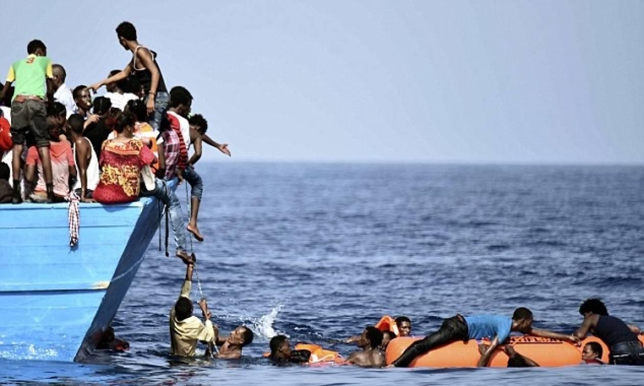 Ιταλία: Δεκάδες μετανάστες νεκροί από ασφυξία σε σκάφος - 1.800 διασώθηκαν την Τρίτη