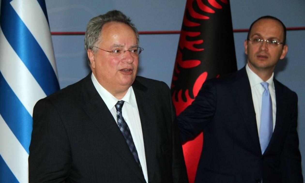 Δήλωση - σεισμός: «Ελλάδα και Αλβανία έστειλαν από κοινού non paper στην ΕΕ για τους Τσάμηδες»
