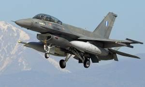 Αναγκαστική προσγείωση ελληνικού F-16