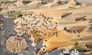 Σαν σήμερα το 1852 λήγει η πρώτη φάση της δεύτερης πολιορκίας του Μεσολογγίου από τον Κιουταχή