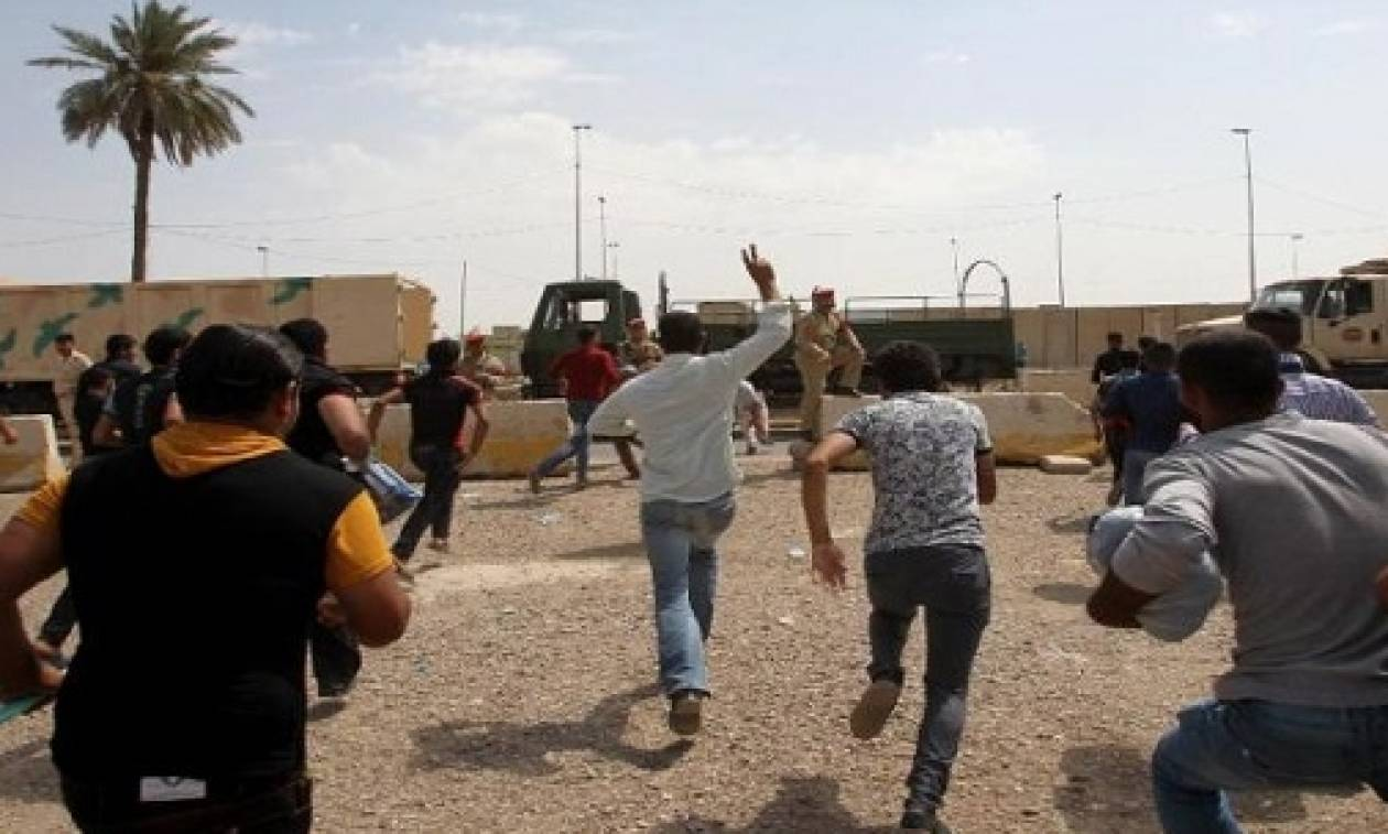 Ιράκ: Σκότωσαν κατά λάθος δεκάδες μαχητές σε βομβαρδισμό κατά του Ισλαμικού Κράτους