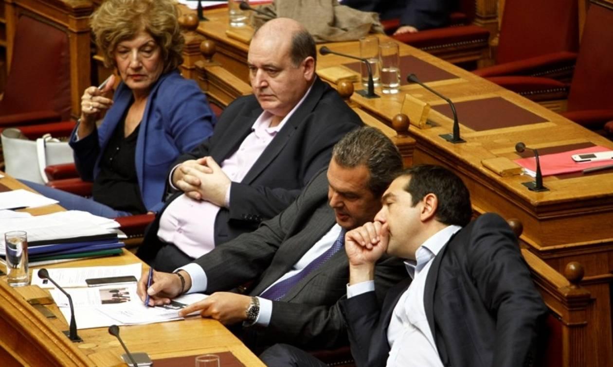 Κυβέρνηση ΣΥΡΙΖΑ - ΑΝΕΛ: Η ελεύθερη πτώση και η ακυβερνησία