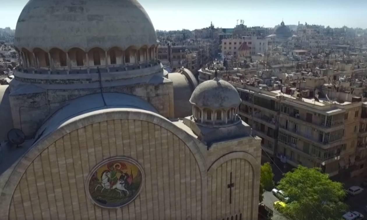 Απίστευτο! Το καθεστώς Άσαντ διαφημίζει διακοπές στο Χαλέπι (Vid)