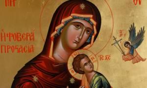 Κύριε ελέησον! Το φοβερό όραμα με την Παναγία για την Ελλάδα (vid)