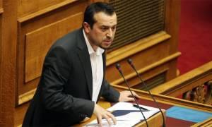 Βουλή - Τηλεοπτικές άδειες: Σφοδρή αντιπαράθεση κατά την ακρόαση του Νίκου Παππά