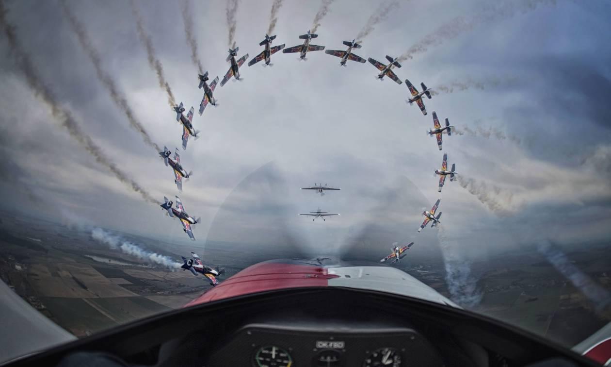 Αυτές οι 20 εντυπωσιακές φωτογραφίες κέρδισαν το διαγωνισμό του Red Bull