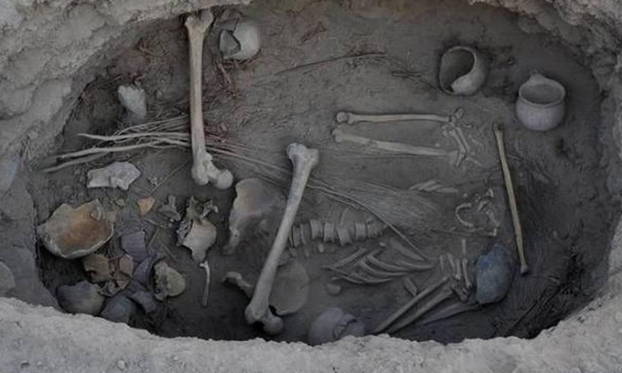 Το απίστευτο εύρημα που άφησε άφωνους τους αρχαιολόγους