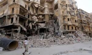 ΗΠΑ: Έρευνα για «εγκλήματα πολέμου» στο Χαλέπι από τη Συρία ζητά ο Τζον Κέρι