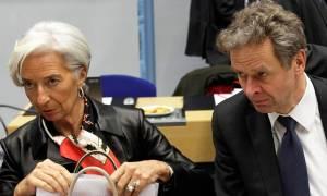 Τόμσεν σε Λαγκάρντ: Να φύγει το ΔΝΤ από την Ελλάδα