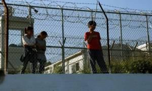 Σύσκεψη για το προσφυγικό στο Μαξίμου: Προτεραιότητα η αποσυμφόρηση της Μυτιλήνης