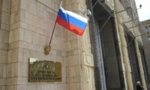 Το ρωσικό υπουργείο Άμυνας προειδοποιεί τις ΗΠΑ