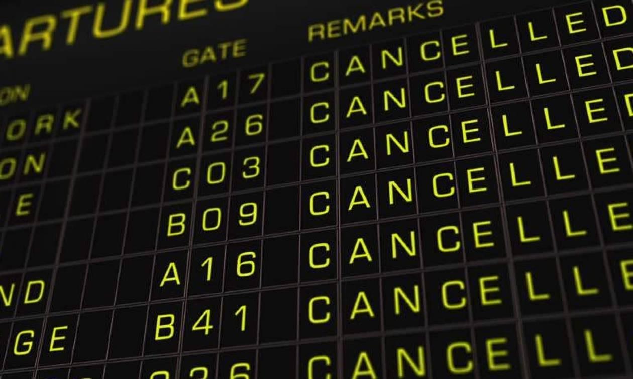 Όλες οι ακυρώσεις - τροποποιήσεις των πτήσεων της AEGEAN και της Olympic Air στις 8 - 9- 10/10