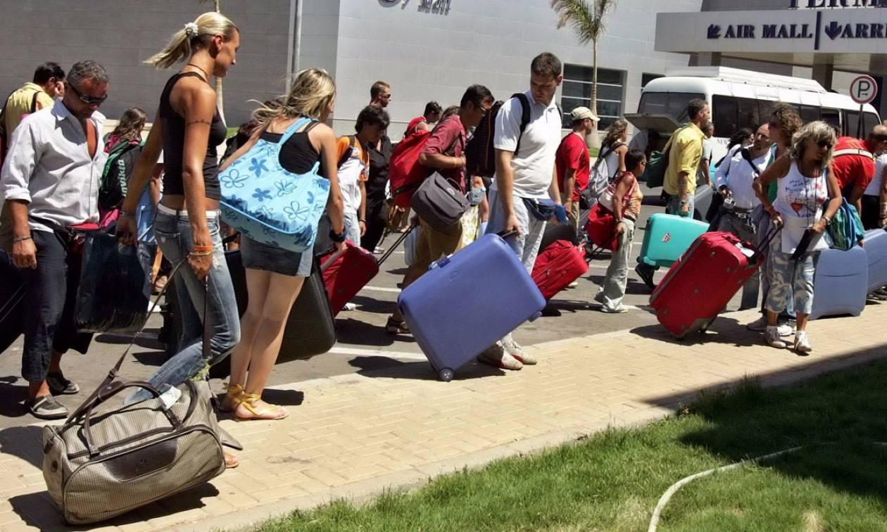 Μέσω Τουρκίας η μετακίνηση των τουριστών λόγω της απεργίας των ελεγκτών εναέριας κυκλοφορίας