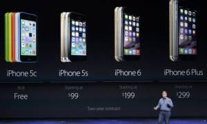 Οι κροίσοι σε κρίση - Δείτε πόσα iPhone έχει πουλήσει η Apple