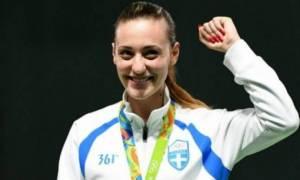 «Σαρώνει» τα μετάλλια η Κορακάκη – Πήρε ακόμα ένα!