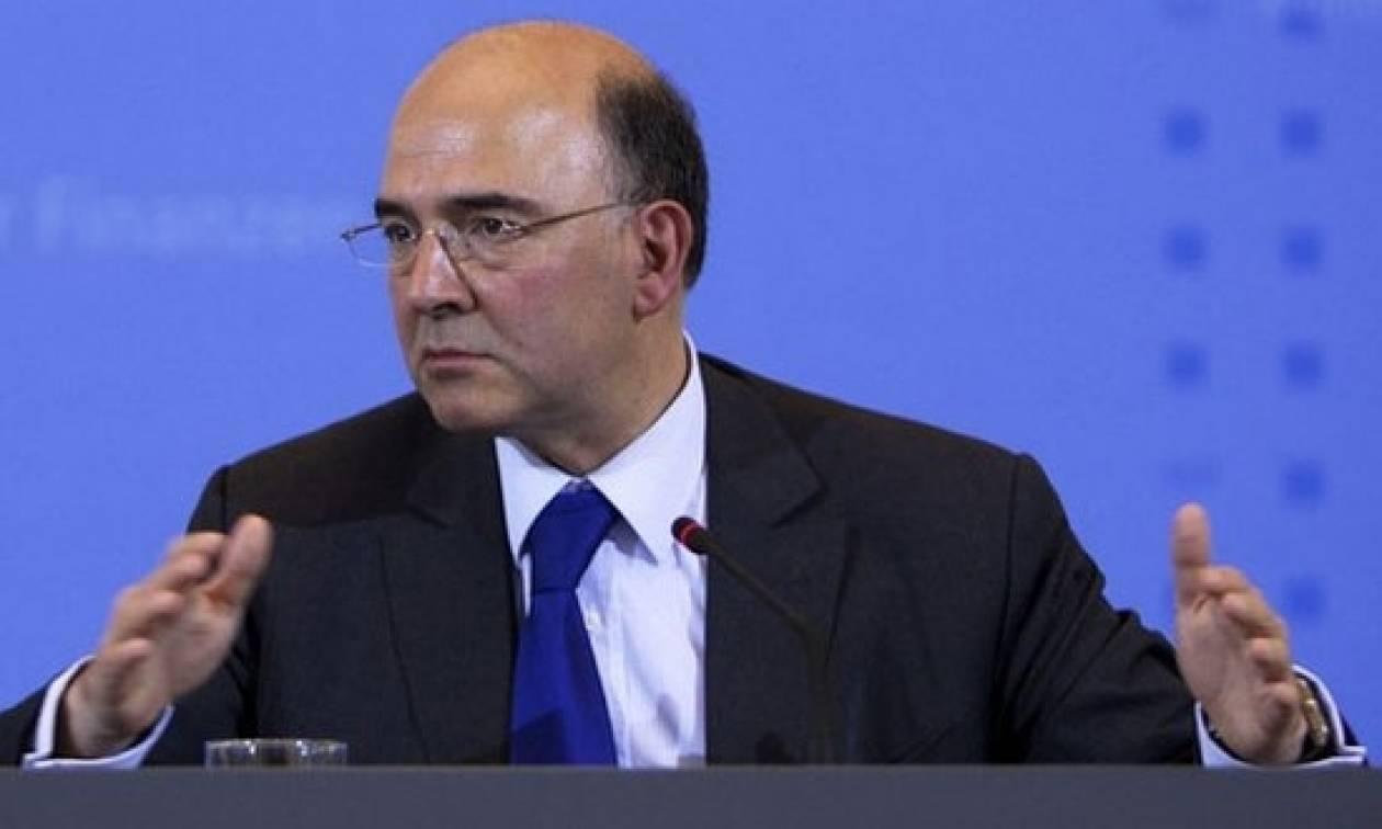 Μοσκοβισί: Πλήρης εφαρμογή μεταρρυθμίσεων και μετά το χρέος