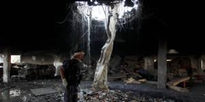 Μακελειό στην Υεμένη: Βομβάρδισαν πλήθος σε κηδεία – Ξεπερνούν τους 140 οι νεκροί