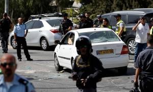 Συναγερμός στο Ισραήλ: Ένοπλη επίθεση στην Ιερουσαλήμ - Δύο νεκροί και έξι τραυματίες (Pics+Vid)